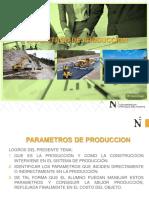 Item 02 Parametros de Produccion