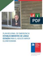 Plan Regional Emergencia ELEAM SENAMA