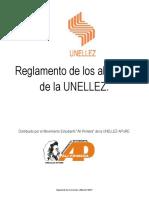 Reglamento de Los Alumnos Unellez.