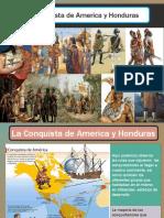 La Conquista de América y de Honduras