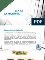 3. Desarrollo de La Auditoría