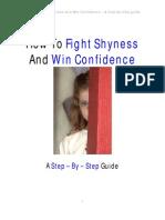 Shyness eBook