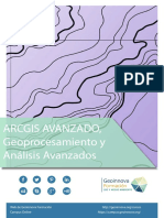 Curso de Arcgis Avanzado-geoinnova Formación 2019