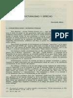 Estructuralismo y Derecho .pdf
