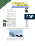 11 Energía Solar Fotovoltaica _ Como Generar Electricidad Gratuita y Fabricar Paneles Solares