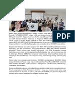 Badan Semi Otonom Biospeleology Studien Gruppen SPELOGENESIS.docx