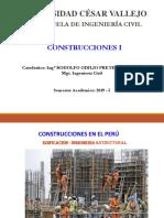 tecnonogia de la construcción