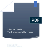libraries transform proposal - kalamazoo public library