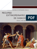 RECURSO EXTRAORD_ CASACION 2 pag. 133 Desconocimiento del derecho de defensa 113 nulidades en el proceso penal.pdf