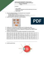 Examen de Ciencias