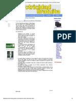 22 Energía Solar Fotovoltaica _ Como Generar Electricidad Gratuita y Fabricar Paneles Solares