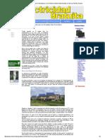 Energía Solar Fotovoltaica _ Como Generar Electricidad Gratuita y Fabricar Paneles Solares