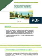 PRODUCCIÓN DE ABONO ORGÁNICO EN LA MUNICIPALIDAD DISTRITAL DE SOCABAYA A PARTIR DE RESIDUOS SOLIDOS URBANOS