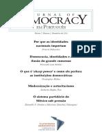 Fernando Schuler (2018) - Democracia, Identidades e a Ilusao