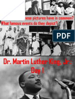 martin luther king day 1