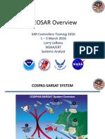 SAR 2016 Mar 1 MEOSAR Overview LeBeau