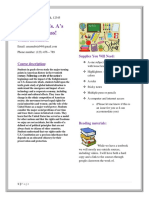 school newsletter andreaambriz