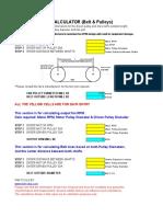 Belt & Pulley Calculator (1)