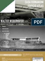 Casa Fernandini y Edificio Atlas - Walter Weberhofer