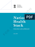 NHS Strategy and Approach Document for Consultation (2)