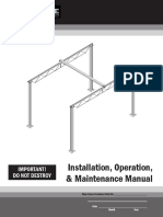 Shop Crane Manual