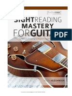 Kupdf.net Sight Reading Mastery for Guitar.en.Es