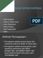 Patofisiologi Sistem Respirasi Kel 2
