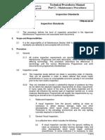 TPM-02!02!01 Rev00 Inspection Standards