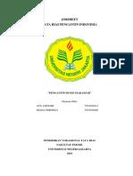 Jobsheet Tata Rias Pengantin Indonesia Bugis
