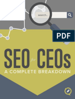 SEO's for CEO's