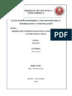 Sistemas de Manufactura Flexible Automatizada (SMFA)