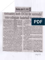 Peoples Journal, Apr. 22, 2019, Romualdez lauds EVCAA for successful inter-collegiate basketball tournament.pdf