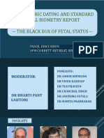 Ultrasound Report the Black Box of Fetal Status