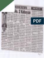 Peoples Tonight, Apr. 22, 2019, No. 2 Kabayan.pdf