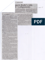 Philippine Star, Apr. 22, 2019, GMA respects Rody's veto of pork realignments.pdf