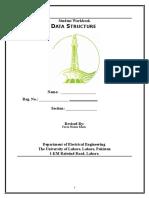 data structure workbook