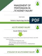 Akut kidney injury