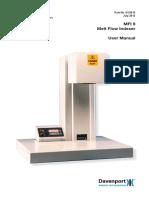 Polymer Testers Mfi9 Manual English