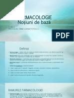 CURS 1-Farmacologie-notiuni de baza