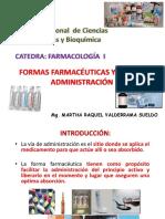 Clase N° 5 FORMAS FARMACÉUTICAS Y VÍAS DE ADMINISTRACIÓNN (1)