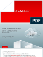 Product Essentials For Sales Consultants - Oracle Solaris 11 Operating System (July 2014).pptx