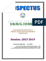 Dm-mch Prospectus July 201903apr2019094311 PGIMER