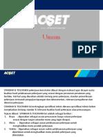 05. Standar & Toleransi 24-09-18 - Struktur Gedung - Umum