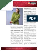 10112457 Ladies' Sweater in Schachenmayr 5950 Downloadable PDF 2
