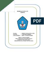 Tugas RPP SD Pembelajaran Terpadu