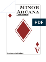 Minor Arcana Card Game