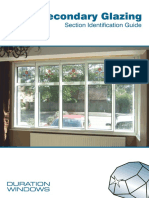 Secondary Glazing Specification Guide