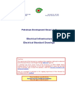 SP 1105 Electrical Standard Drawings