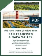 dkg food   wine go ahead tour