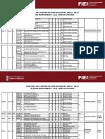 15 Plazas Contratacion Docente 2019 3era Convocatoria